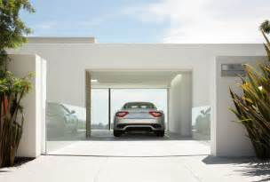 garage design contest by maserati heminredning