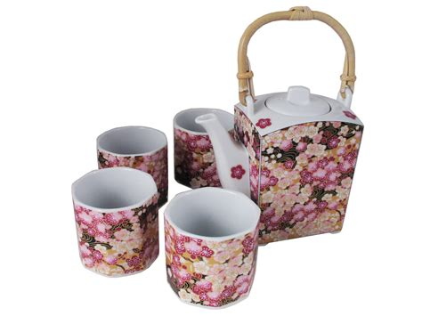 Chinese & Japanese Tea Sets   Asian Teapots and Cups