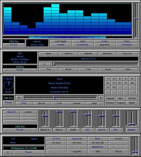 spectrum mp3 cd spectrum pro 2002 0618 screenshots