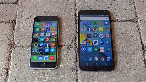 ios vs android the 2015 edition