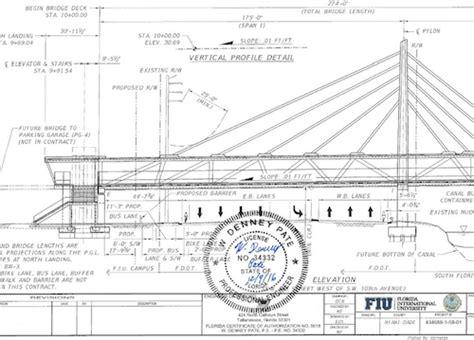 design engineer florida before collapse bridge builders dismissed concerns about