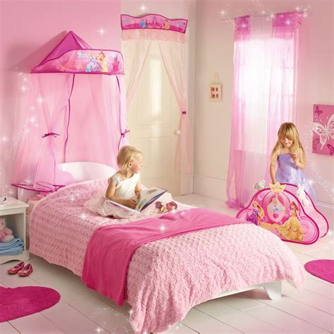 princess decorations for bedrooms disney princess hanging bed canopy new girls bedroom decor