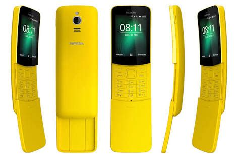 nokia 8110 4g (banana phone) specs and price nigeria