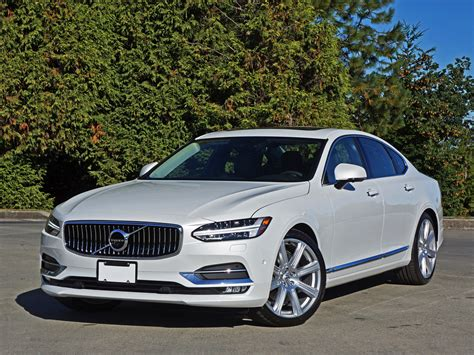 volvo t6 awd 2017 volvo s90 t6 awd inscription road test review