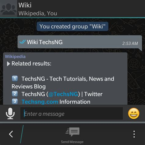Use For Search Engine Here S How To Use Whatsapp As Search Engine