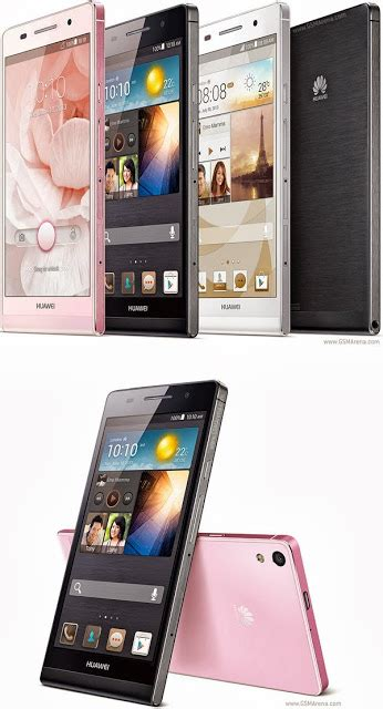 Hp Huawei P6 harga hp android october 2013