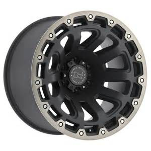 Wheels Truck Rims Razorback Truck Rims By Black Rhino