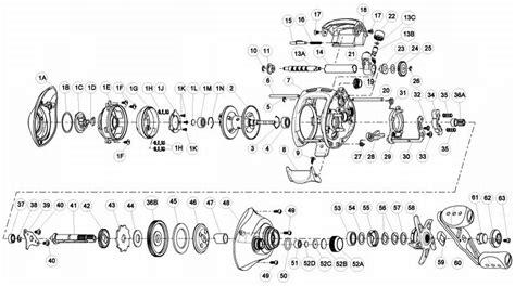 quantum reel parts diagram quantum reel schematics quantum get free image about