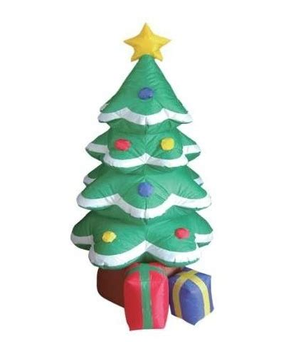 weihnachtsbaum aufblasbar tree yard decorations