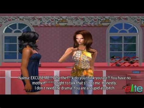 The Sims Next Top Model Week One by Sims Next Top Model Cycle 2 Episode 3 Part 1 2
