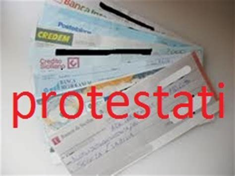 ufficio protesti protesti cancellazione dal bollettino protesti assegni