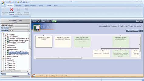 gestione ufficio tecnico software gestione studio tecnico ufficius acca software