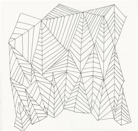geometric tattoo bristol original mixed media ink drawing geometric design 8x8