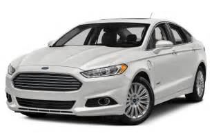 2016 Ford Fusion Se 2016 Ford Fusion Energi Price Photos Reviews Features