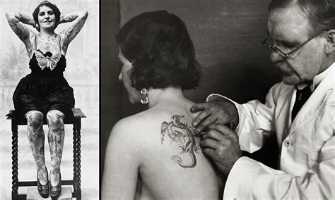 head to toe tattoos vintage photographs of women beauty will save tattoos vintage photographs reveal incredible head to toe