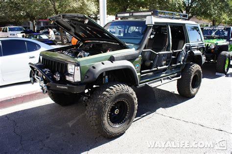 jeep xj ls1 2012 sema xj ls1