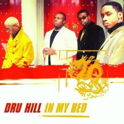 dru hill in my bed lyrics genius lyrics