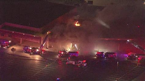 fireplace store san antonio crews respond to 4 alarm on northwest side