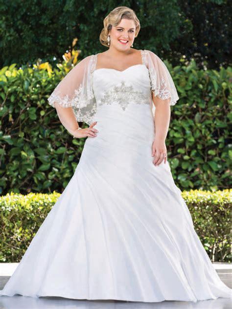 Wedding Falls Mercedes by Rozlakelin Plus Size Wedding Dress Mercedes