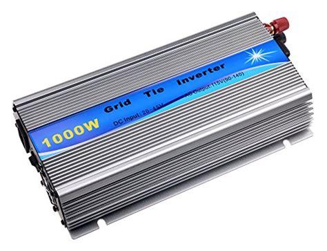 Grid Tie Inverter 1000w 20 45v Input Solarepic Grid Tie Inverter 1000w Stackable W Mppt 20 45v