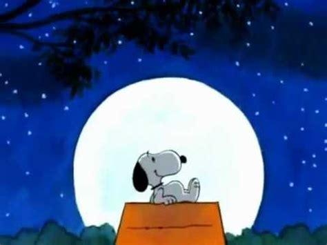 imagenes de buenas noches snoopy snoopy videoclip youtube