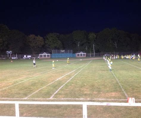 under the lights football football under the lights picture of fuller field