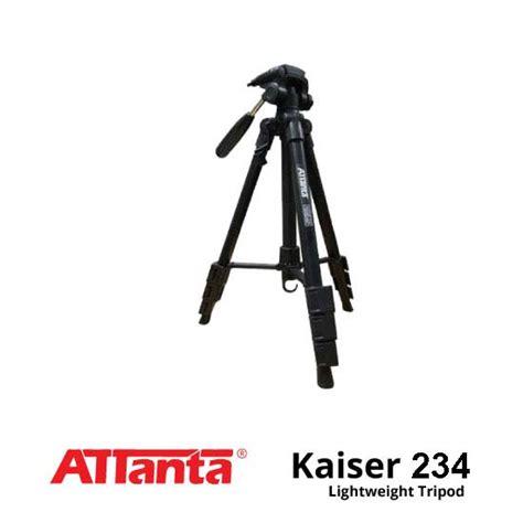 Attanta Kaiser Tripod 234 Takara jual takara attanta kaiser 234 tripod harga dan spesifikasi
