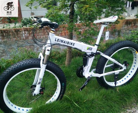 New Bmx 12 Tremor Velg Almunium 1 kalosse aluminum alloy folding bicycle snow bicycle 26 20 4 0 inch 21 24 27 30speed 26 17