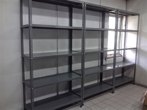 Rak Besi Di Palembang jual rak siku lubang merk union harga murah surabaya oleh