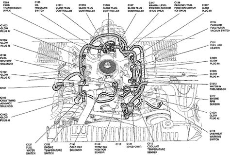 ford 7 3 diesel engine diagram where i can find diesel filter housing for ford e350 1994 7 3