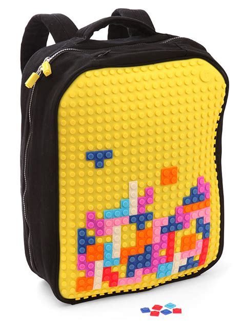 design your backpack pixel by pixel squandary
