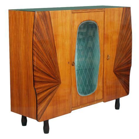 credenza anni 50 credenza vetrina vintage design anni50 mid century modern