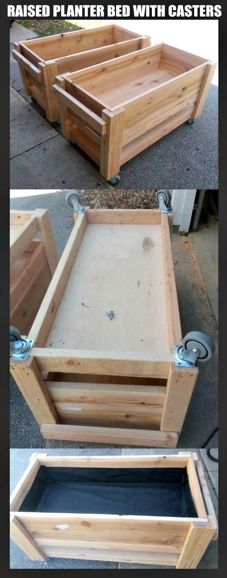 How To Make A Raised Planter by How To Build A Raised Planter Bed For 50 For Your