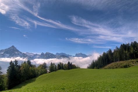 imagenes hdri paisajes free mountains with snow hdr stock photo freeimages com