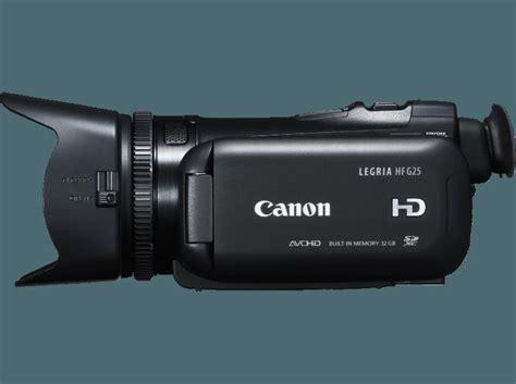 Canon Camcorder Legria Hf G25 bedienungsanleitung canon legria hf g25 camcorder 10x
