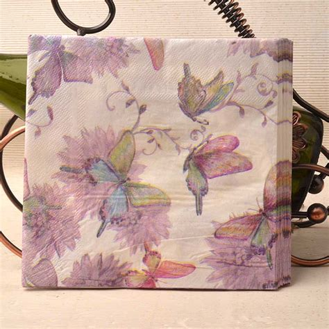 printed tissue paper for decoupage aliexpress buy vintage napkins paper tissue printed