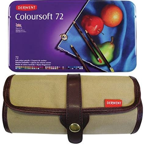 Derwent Colorsoft Coloured Pencil 36 Warna derwent coloursoft the gear guide