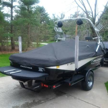 moomba boat trailer moomba outback ski boat fresh water 2009 for sale for