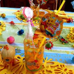 decoration winnie pooh table decorations images