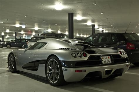 koenigsegg switzerland koenigsegg ccxr trevita abandoned in in swiss parking