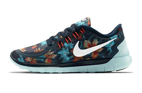 Nike Flower 5 0 flower print nike free runs 5 0 nhs gateshead