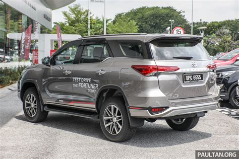 Fortuner Vrz Trd gallery toyota fortuner 2 4 vrz 4 215 2 with trd kit paul