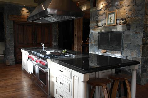 Wolf Kitchen Appliances by R Lake Contraction Kitchen With Wolf Appliances