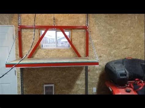 Garage Attic Lift Elevator by Best 25 Attic Lift Ideas On Garage Lift