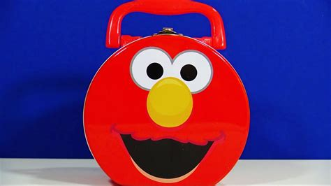 Disney Elmo Available elmo tin lunch box toys disney princess egg from tomorrowland the grossery