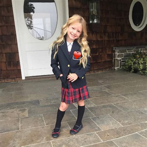 back to school celebrity kids photos sundayworld jessica simpson eric johnson s daughter from celeb kids