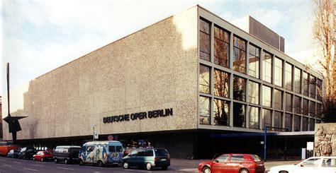 Foier by Deutsche Oper Berlin
