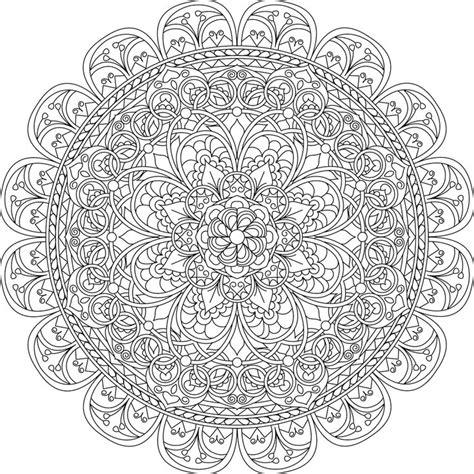 mandala coloring pages livro as 558 melhores imagens em para colorir no pinterest