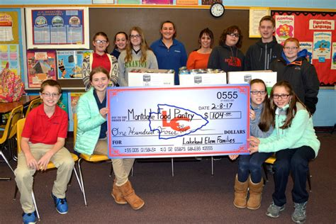 abington journal lakeland sixth grade class conducts