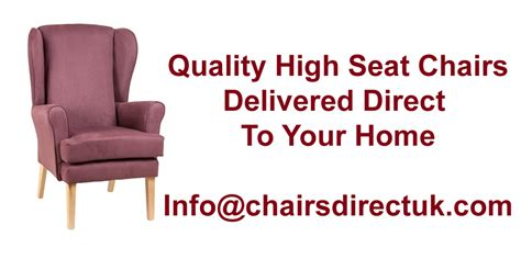 chairsdirectuk orthopedic high seat chairs care home